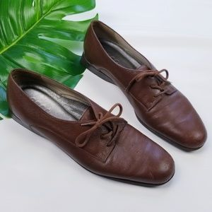 Trotters Lace Up Oxford Quality Comfort Shoes